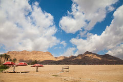 Negev Desert - Israel Stock Photo