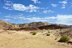 Negev desert, Israel Royalty Free Stock Images