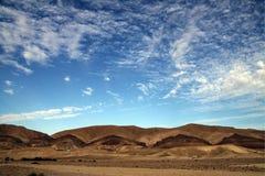 Negev Desert, Israel Stock Image