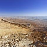 Negev Desert in Israel. Stock Images