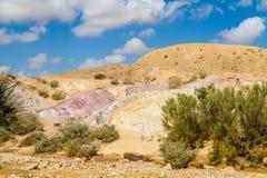 The Negev Desert Stock Photography
