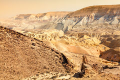 Negev Desert Stock Photo