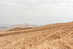 Negev desert Stock Photos