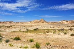Negev desert Stock Photography