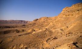 Negev desert travel Royalty Free Stock Image