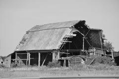 Neglected barn Stock Photos