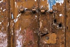Neglected door Stock Photos