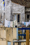 Neglected home in Ponta Delgada Stock Images