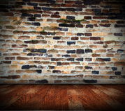 Neglected interior abstract  backdrop Royalty Free Stock Photo