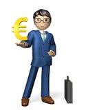 Negociação do preço Imagem de Stock