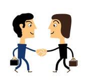 Negociações Imagens de Stock Royalty Free