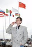 Negociações bem sucedidas Imagem de Stock Royalty Free