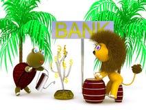 Negocio, banco Imagen de archivo libre de regalías