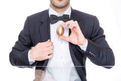 Negocio de Pascua Fotografía de archivo