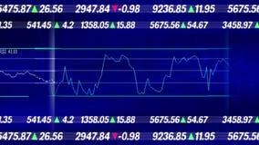 Negocio del mercado de acción ilustración del vector