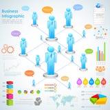 Negocio Infographics libre illustration