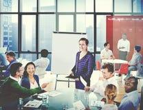 Negocio Team Cooperation Occupation Partnership Concept Foto de archivo