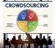 Negocio Team Meeting Brainstorming Planning Concept imagen de archivo libre de regalías