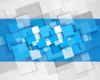 Negocio y desarrollo abstractos del fondo de la tecnología Imagen de archivo