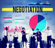Negotiation Deal Collaboration Marketing Strategy Concept Stock Images