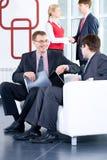 Negotiations Stock Photos