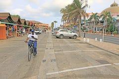 Negozi di ricordo di Aruba Immagini Stock
