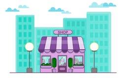 negozio Immagini Stock