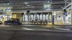 Negozio al minuto olandese di modo, Amsterdam Olanda immagini stock