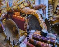 Negozio antico, San Telmo, Argentina fotografia stock libera da diritti