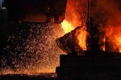 Negozio d'acciaio Fotografie Stock Libere da Diritti