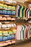 Negozio dei vestiti Fotografia Stock Libera da Diritti