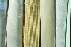 Negozio del tappeto Fotografia Stock Libera da Diritti
