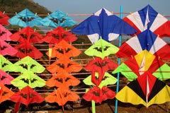 Negozio dell'aquilone in Tailandia Fotografie Stock Libere da Diritti
