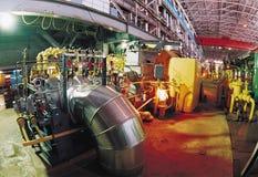 Negozio della energia elettrica Fotografia Stock