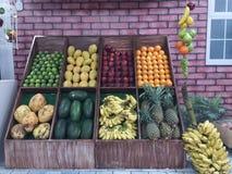 Negozio della frutta Fotografia Stock