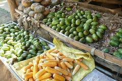 Negozio della frutta del mango immagine stock
