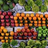 Negozio della frutta, prodotto di agricoltura al marke dell'agricoltore Fotografie Stock