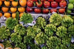 Negozio della frutta, prodotto di agricoltura al marke dell'agricoltore Immagine Stock Libera da Diritti