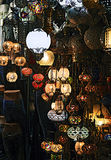 Negozio della lanterna Immagini Stock