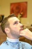 Negozio di barbiere immagine stock libera da diritti