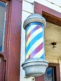 Negozio di barbiere Palo immagine stock