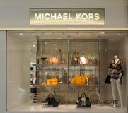 Negozio di Michael Kors Immagini Stock Libere da Diritti