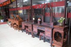 Negozio di mobili della sequoia Fotografie Stock Libere da Diritti