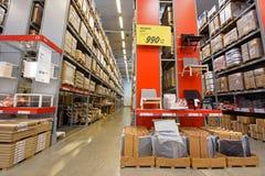 Negozio di mobili di IKEA in Tailandia Fotografia Stock Libera da Diritti