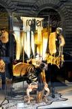 Negozio di modo di Roberto Cavalli in Italia   Fotografia Stock