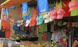 Negozio di ricordo di Aruba Fotografia Stock Libera da Diritti