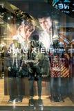 Negozio di Superdry a Emquatier, Bangkok, Tailandia, il 15 ottobre 2017 Immagini Stock