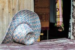 Negozio di vestiti, Koh Phangan, Tailandia Fotografia Stock