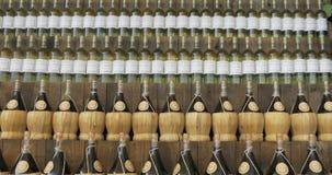Negozio di vino stock footage
