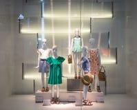 Negozio di Zara Kids a Bangna mega, Bangkok, Tailandia, il 2 giugno 2018 immagine stock libera da diritti